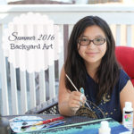 time to paint {summer 2016}