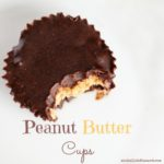 Homemade Peanut Butter Cups {recipes}