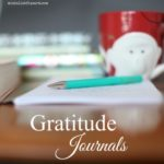 gratitude journal {inspiration}