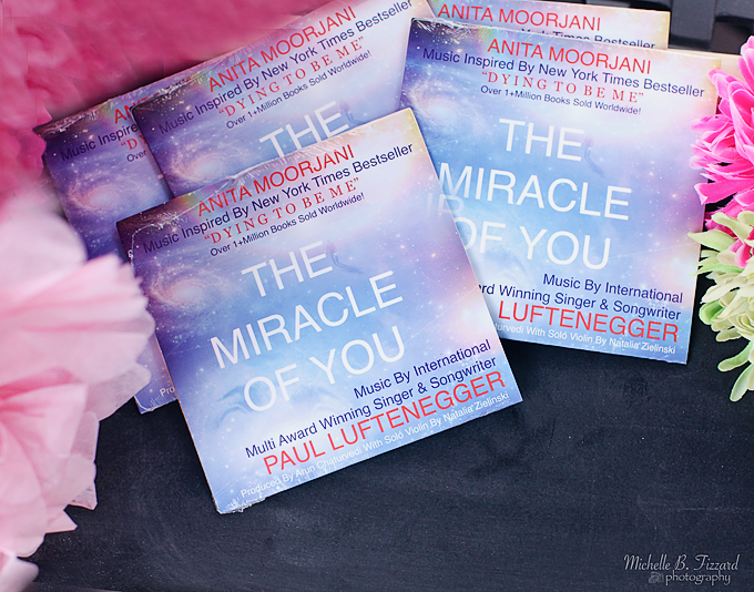 Miracle of You Cd Give-A-Ways
