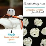 Ghostly Crafts from Pinterest – diy