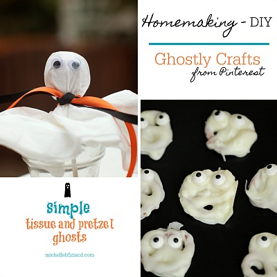 Ghostly Crafts